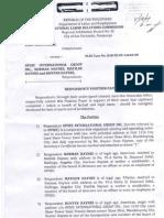 OpSec Respondant Position Paper 1