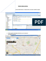 Proiect Oracle Spatial