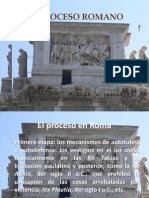 El Proceso Romano
