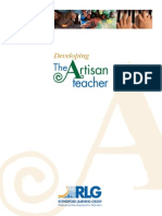 Artisan Teacher Overview