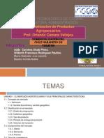 Unidad 1 Aplicada Al Producto (Chile Habanero) Addy Uicab y Francisco Rodriguez