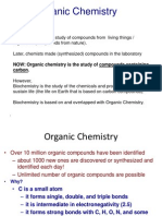 Chapter 1-Organic Chemistry