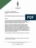 Plainte du NPD - Agence du revenu du Canada