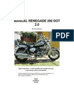 Manual Renegade 200 DOT (2.0)