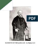 LEVI - Elements of the Qabalah