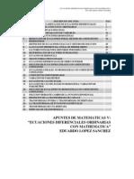 Apuntes de Matematicas v 2007