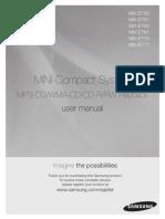 User Manual Samsung MX E750 E760 E770 0424 ENG CMS