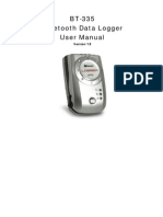 GPS Bt-335 User Manual