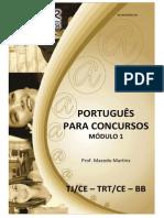 Apostila de Português - Módulo 01-Pronomes