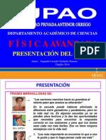 PRESENTACION FISICA AVANZADA