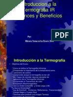 Curso Basico  Termografía IR