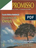 Revista Compromisso JUERP Doutrina de Deus