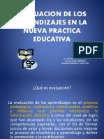 EVALUACIÓN EDUCATIVA I