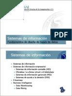 A Sistemas de Información