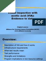 ACCP via Evidence