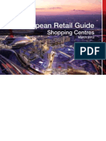 d Tz European Retail Guide Shopping Centres