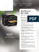 Epson WF-7520