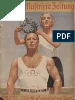 Berliner Illustrierte Zeitung - Die 16 olympischen Tage (1936)