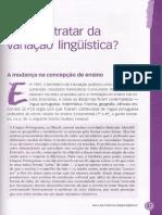 02 Por Que Tratar Da Variacao Linguistica