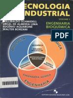Biotecnologia Industrial Borzani - Volume 2 Cap.14 Pag.277 a 331