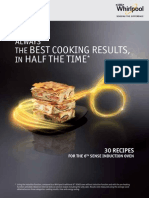 Induct Oven Cookbook