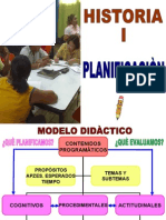 IMPORTANCIA DE LA PLANIFICACIÒN DIDÀCTICA