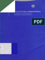 Koselleck Reinhart Historia Historia