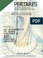 Boletin Gnostico Despertares N4 Octubre 2006