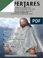 Boletin Gnostico Despertares N16 Junio 2012