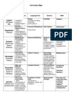 curriculum map template 1