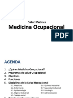 Medicina Ocupacional