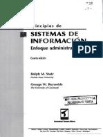 53694199 Principios de Sistemas de Informacion Enfoque Administrativo Stair Reynolds Cap I