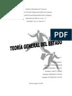 ADMINISTRACION PUBLICA.! TEORIA GENERAL DEL ESTADO