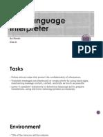 sign language resume 2014 language interpretation cognition