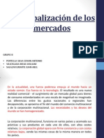 GRUPO II La Globalizacion