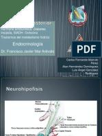 neurohipofisis & trastornos hidroelectroliticos