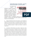 tese Povos da Europa Unidos contra a austeridade VIII Conferência Nacional da UDP