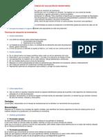 TÉCNICAS DE VALUACIÓN DE INVENTARIOS