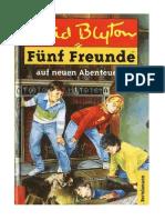!Blyton, Enid - Fünf Freunde Auf Neuen Abenteuern