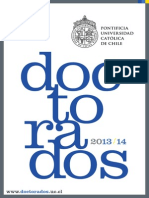 Cuadernillo Doctorados Uc 2013 2014
