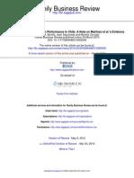 Family Business Review 2010 Bonilla et al