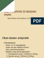 OBAT-OBAT ANAK