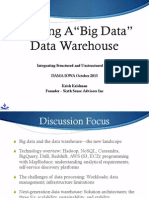 Ia Pe 2013-10-Building the BigData EDW
