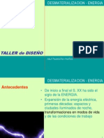 HUACCHA Formas XX Desmaterializacion Energia 2014 1