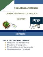 Microeconomía Clase 1 - FMA