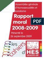Les Cahiers d'Hes #07 (26 septembre 2009)