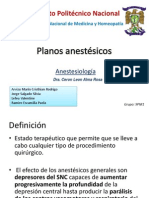 6. Planos anestésicos