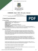 CHEE4060 Course Profile