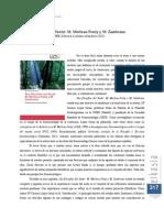 LÓPEZ SÁENZ - Dos filosofías del Sentir M. Merleau-Ponty y M. Zambrano
