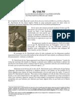 EL CULTO DE FR. BARTOLOMÉ DE LAS CASAS